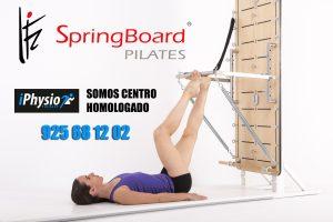 Pilates en Talavera, Spring-Board