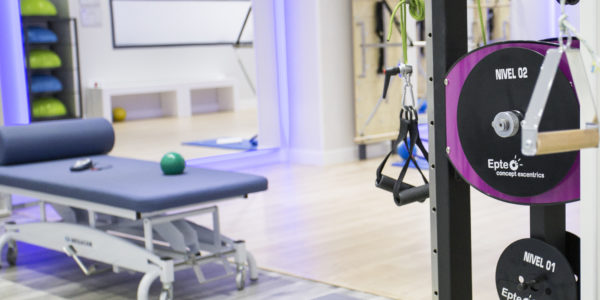 Gimnasio Fisioterapia Talavera