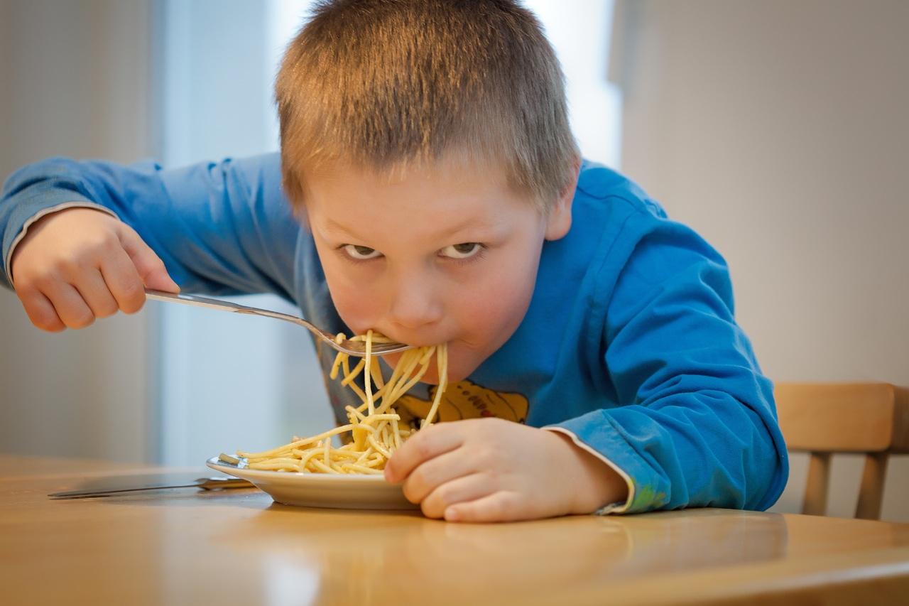 Nutrición Infantil