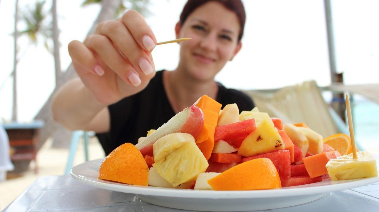Fruta de postre, no engorda