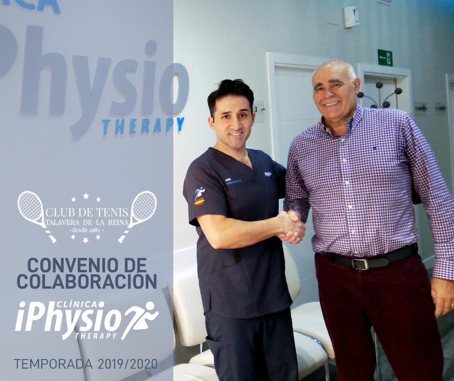 Acuerdos y colaboraciones fisioterapia