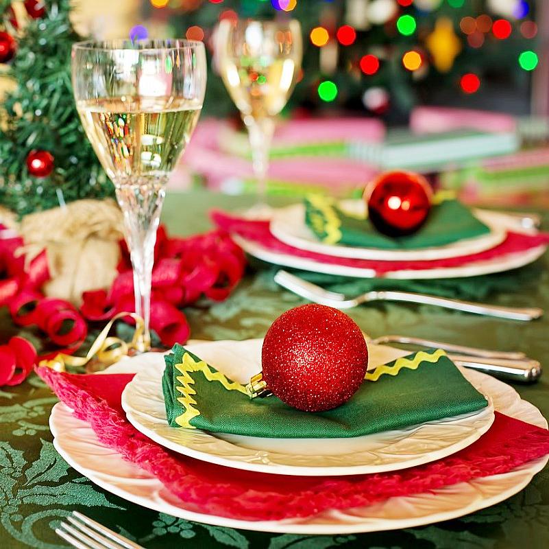 Comidas de Navidad . Nutrición Talavera